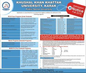 kkk university karak