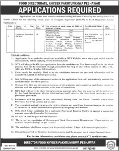 foodgrains-supervisor-jobs-kpk