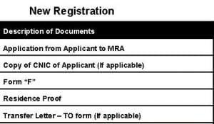 new vehicles registration1