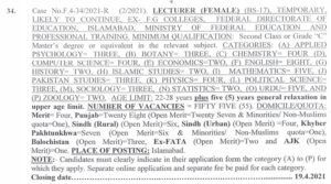 fpsc-lecturer-female-jobs-syllabus-mcqs-past-papers
