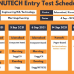 nutech-entry-test-syllabus-past-papers
